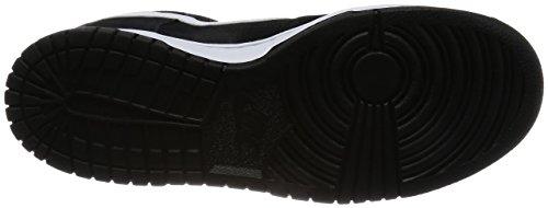 Nike Dunk Low, Scarpe da Ginnastica Uomo black white 001