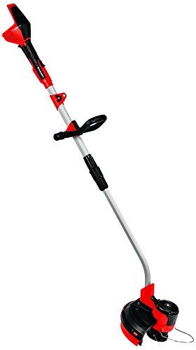 Einhell Akku Rasentrimmer GE-CT 36/30 Li E - Solo Power X-Change (Lithium Ionen, 2x18 V, 9.000 U/min, elektr. Drehzahlregulierung, Tragegurt, Split Schaft, Softgrip, ohne Akku und Ladegerät)