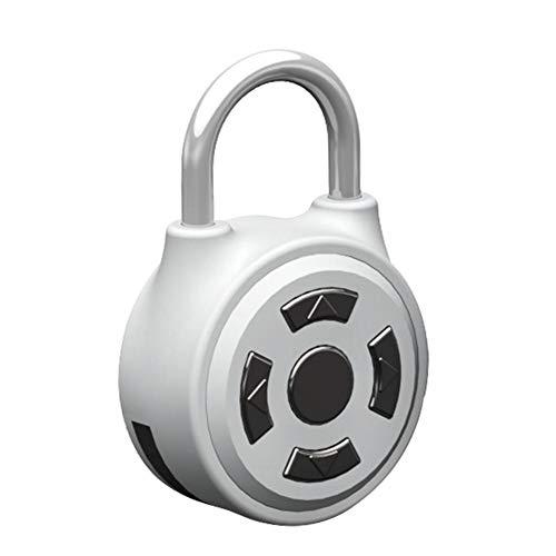 UEB Lucchetto Bluetooth Intelligente Lucchetto Wireless Elettronico Senza Chiave APP Controllo Password Sicurezza Domestica Mini Metallo Smart Lock