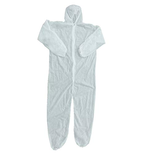 Tuta di protezione Abbigliamento Tuta monouso Abbigliamento anti-polvere Abbigliamento isolante Tuta da lavoro T-shirt non tessuta