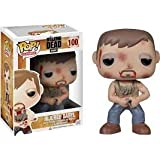 New the Walking Dead Injured Daryl Dixon Pop! Vinyl Figure Toy Action by Funko