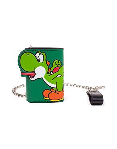 Unbekannt Difuzed Super Mario Yoshi Geldbörse Mit Kette