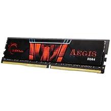 G.Skill 16GB DDR4-2400 16GB DDR4 2133MHz módulo de - Memoria (16 GB, DDR4, 2133 MHz, PC/servidor, 288-pin DIMM, 1 x 16 GB)
