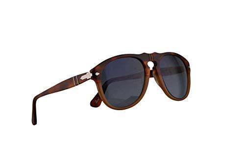 Persol 649 Sonnenbrille Resina E Sale Mit Polarisierten Blauem Verlaufsglas Gläsern 52mm 1025S3 PO0649 PO 0649 PO0649-S 649S 649-S PO 649