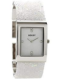 90bef1703 Amazon.co.uk: Rectangular - Wrist Watches / Women: Watches