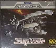 Silpheed GC - Mega CD - PAL