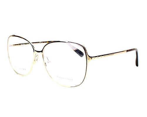 Marc Jacobs Für Frau 629 Black / Gold Metallgestell Brillen