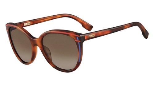 FENDI Damen Sonnenbrille & GRATIS Fall FS 5280 215
