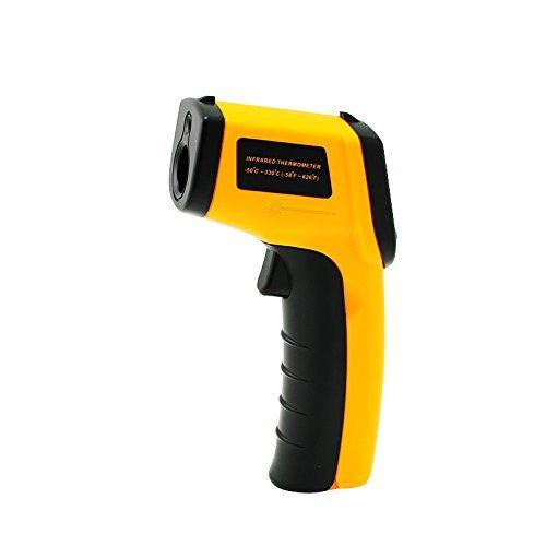 Preisvergleich Produktbild Denshine IR Infrarot Digital-Thermometer mit Laser Point Temperaturbereich -50 x2103; bis 330 (-58 626 zu ° F)