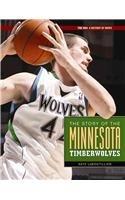 Minnesota Timberwolves (The NBA: A History of Hoops) por Nate LeBoutillier