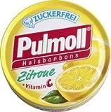 Pulmoll Hustenbonbons Zitrone (50g Dose)