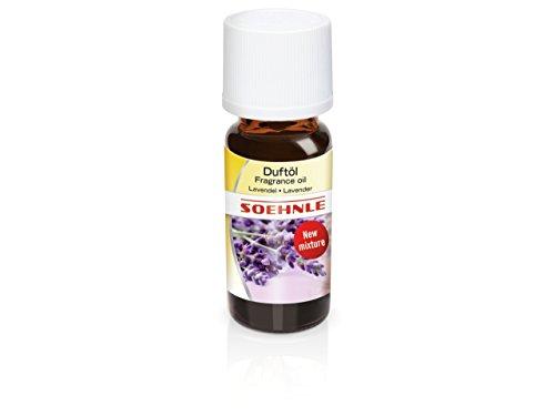 Soehnle 68068 Parfümöl Lavendel (Flieder-duft-Öl)