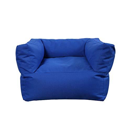 ALUK- small stool Kinder kleines Sofa, einfacher moderner Sitz, Kinderraumlesehocker, Nicht entfernbarer Sitz Bequemes helles Minisofa L65cm * W45cm * H40cm