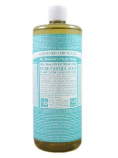 Image of Dr Bronner'S | Baby Castile Liquid Soap | 1 x 946ml
