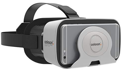 celexon Virtual-Reality 3D VR-Brille mit Headset Economy VRG-1 - geeignet für alle Smartphones von 4,7