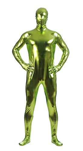 - Grüne Morph Anzüge