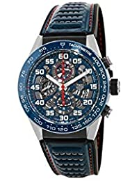 24c05ca9a803 TAG Heuer Carrera Red Bull Racing Edición Especial 45 mm Mens Reloj car2 ...