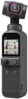 DJI Pocket 2 3-Axis Camera Gimbal with 4K 64MP 8x Zoom