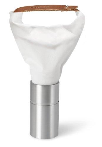 Carl Mertens 5428 1061 Mühle für Salz und Pfeffer You, Lederband braun