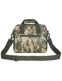 """Alcoa Prime Men's Tactical Shoulder Messenger Bag Handbag Briefcase For 10"""" Laptop ACU"""