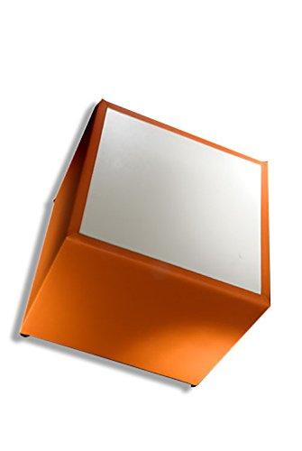 Zebra-et-Art-design-A1058-simili-cuir-orange-table-basse-38-x-38-x-40-cm