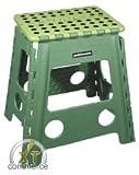 Unbekannt Faltbarer Tritt Hocker JAMES XL - grün