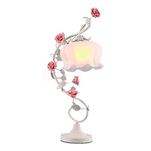 MOM Kreative Persönlichkeit Tischlampen, Schlafzimmer Lampe Nachttischlampe Dimmer Schalter Ton Tune Farbtemperatur Tricolor 5Wled Dritter Gang Ohne Fernbedienung Lesen Nachtlicht -
