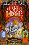 Book cover for A Game of Thrones