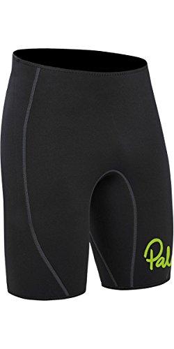 Palm Kayak oder Kayaking - Quantum 3MM Neoprenanzug Shorts Schwarz - 3mm CR-Neopren - Die hochwertigen 3mm-Neopren-Shorts