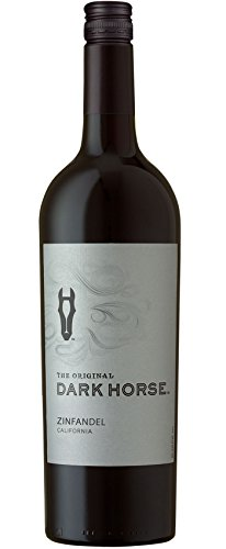 Zinfandel Wein (Gallo Dark Horse Zinfandel 2015 Trocken (6 x 0.75 l))