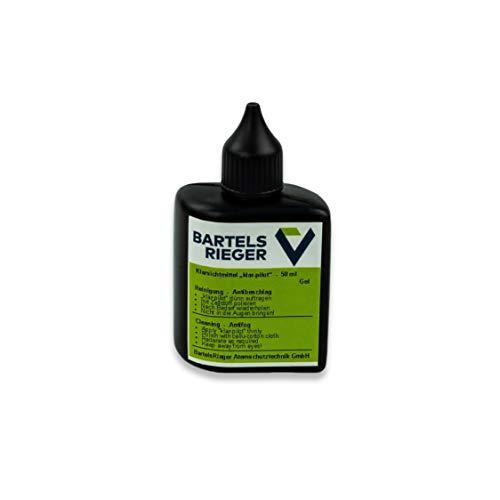 Antibeschlagmittel, Gel | 50ml | Klarsichtmittel, Antifog für Tauchmasken, Schutzbrillen, Brillengläser, Spiegel
