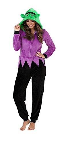 ladies frankenstein onesie style 79781 size (Lady Kostüme Frankenstein)