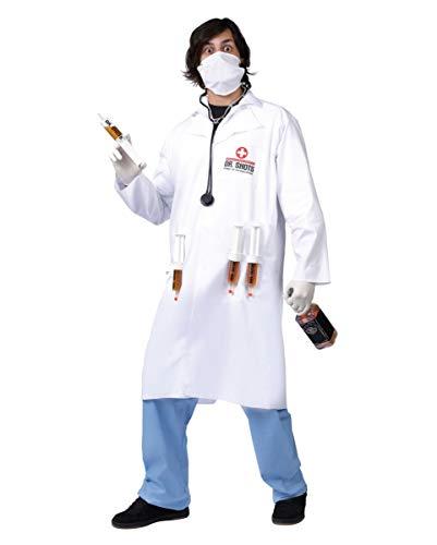 Kostüm Frauenarzt - Horror-Shop Dr. Shots Arzt Kostüm