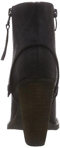 Búfalo - B018d-41 P1814c Pu, Botas De Mujer Gris (grau (gray 10))