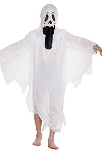 - Geist (Ghost Boy Kostüme Für Kinder)