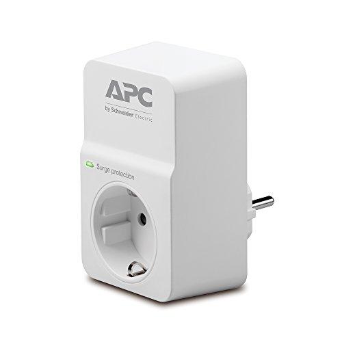 apc-surge-arrest-essential-pm1w-gr-proteccion-contra-subidas-y-picos-de-tension