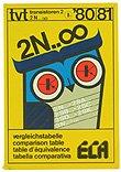 tvt transistoren 1 77  A...Z Vergleichstabelle  (4-sprachig)