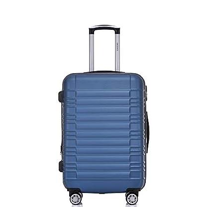 BEIBYE-2088-Zwillingsrollen-Reisekoffer-Koffer-Trolleys-Hartschale-M-L-XL-Set