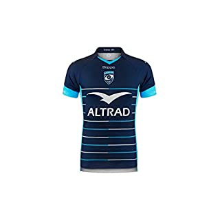 Kappa Maillot Rugby Montpellier Hérault Rugby (MHR) - réplica Domicile 2018/2019 Adulte