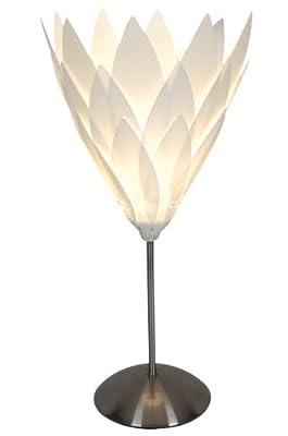 """Naeve Leuchten Tischleuchte """"Young Living"""" / d: 25 cm / h: 40 cm / Material: Metall, Kunststoff 3050150 von Naeve Leuchten GmbH auf Lampenhans.de"""