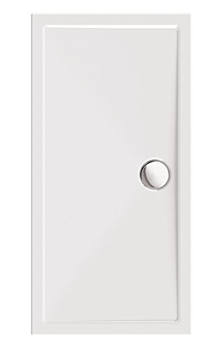 Acryl-Duschwanne tEso 70, 140 x 70 cm, weiß