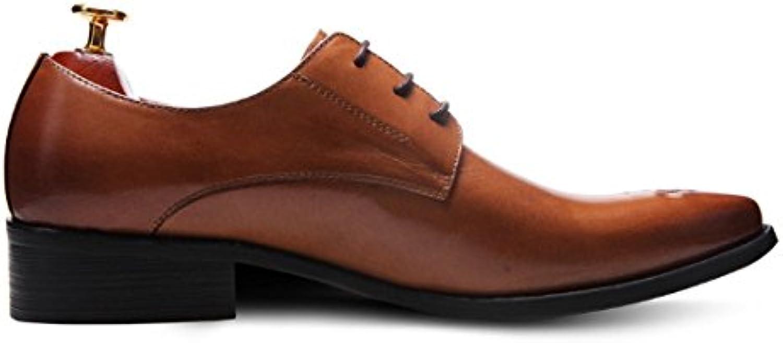 Exing Herrenschuhe Sommer Sportlich Deck Schuhe  Mode Bequeme Männer Schuhe  Turnschuhe  Kleine weissszlige Schuhe Grau