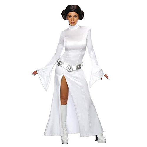 CAGYMJ Halloween Kleidungsdamenrock,Cosplay Star Wars Split Rock