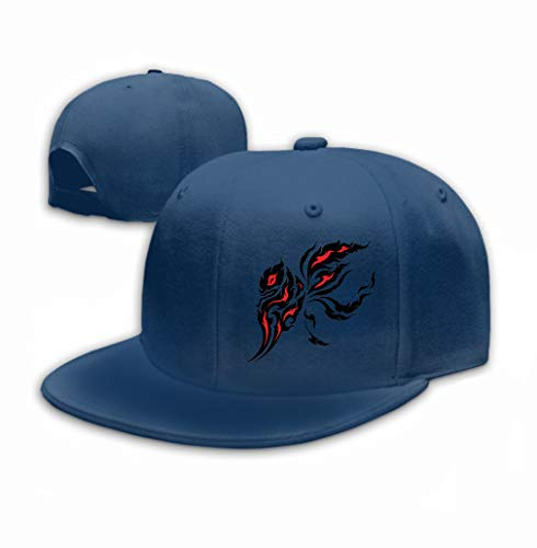 Unisex Women Cotton Adjustable Baseball Caps Low Profile Washed Dad Hats tribal Dragon Design original Based Ancient Asian s (Asian Dragon Kostüm)