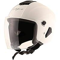 Vega Aster Dx White Helmet-L