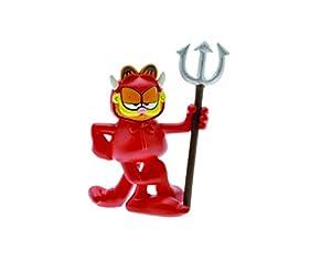 Plastoy 66054 - Llavero de Garfield diablo
