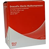 DRACOFIX PEEL Kompressen 10x10 cm steril 8fach 50 St Kompressen by DRACOFIX preisvergleich bei billige-tabletten.eu