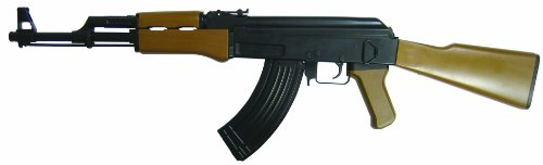 Softair Gewehr 201449 GSG AK 47 Kaliber 6 mm Federdruck  < 0.5 Joule -