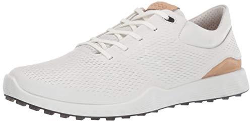 ECCO S- Lite, Chaussures de Golf Femme, Blanc (Blanco...
