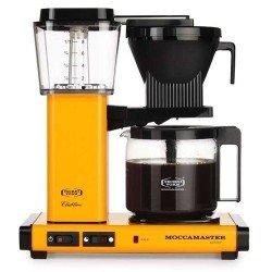 Moccamaster KBG 741 gelb Filterkaffeemaschine (Kaffeemaschine Technivorm)